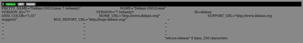 AjaxTerm CSS incorrect